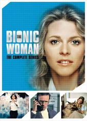 The Bionic Woman - Complete Series (14-DVD)