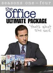Office (USA) - Seasons 1-4 Collection (13-DVD)
