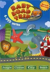 Baby Road Trip [Box Set] (4-DVD)