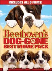 Beethoven's Dog-gone Best Movie Pack (3-DVD)