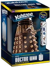 Doctor Who - Dalek - Yahtzee - Collector's Edition