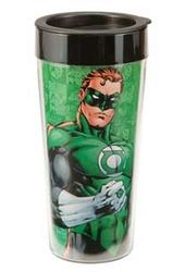 DC Comics - Green Lantern - 16 oz. Plastic Travel