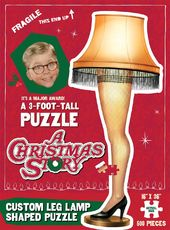 A Christmas Story - 500-Piece Jigsaw Puzzle
