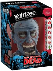 The Walking Dead - YAHTZEE Collector's Edition