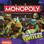 Teenage Mutant Ninja Turtles - Monopoly Game