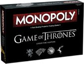 Game of Thrones - Monopoly: Collector's Edition