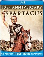 Spartacus (Blu-ray, 50th Anniversary Edition)