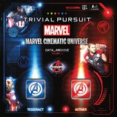 Marvel Comics - Marvel Cinematic Universe -