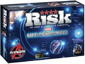 Marvel Comics - Cinematic Universe - Risk