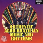 Authentic Afro-Brazilian Music and Rhythms