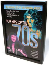 Top Hits of the 70s (Wooden Gift Box)