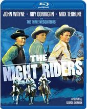 The Three Mesquiteers: The Night Riders (Blu-ray)
