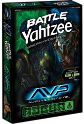 Alien VS Predator - Battle Yahtzee