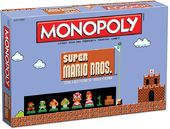Super Mario Brothers - Monopoly