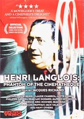 Henri Langlois: Phantom of the Cinematheque