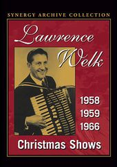 Lawrence Welk Show - Christmas Shows 1958, 1959 &