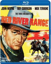 The Three Mesquiteers: Red River Range (Blu-ray)