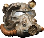 Fallout - Power Armor Helmet Bank