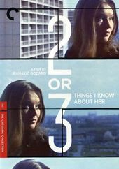 Two or Three Things I Know About Her (Criterion