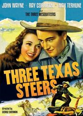 The Three Mesquiteers: Three Texas Steers