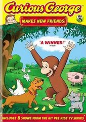 Curious George: Curious George Makes New Friends
