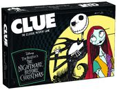 Nightmare Before Christmas - Clue