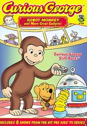 Curious George - Robot Monkey and More Great