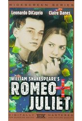Romeo + Juliet (Widescreen)