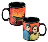 Star Trek - Warp Speed: 12 oz. Ceramic Mug