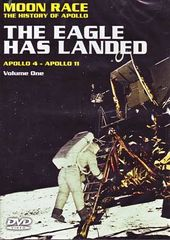 Space - Moon Race, The History of Apollo, Volume