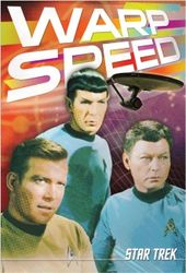 Star Trek - Warp Speed - Tin Sign