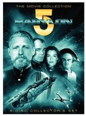 Babylon 5 - The Movies (5-DVD)