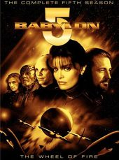 Babylon 5 - Complete 5th Season (6-DVD)