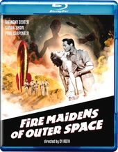 Fire Maidens of Outer Space (Blu-ray)