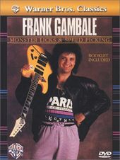 Frank Gambale - Monster Licks and Speed Picking
