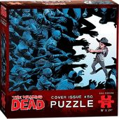 Walking Dead - Cover Issue #50 Puzzle