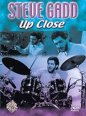 Steve Gadd - Up Close