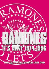 Ramones - It's Alive 1974-1996 (2-DVD)