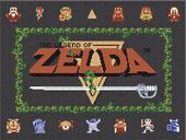 Legend of Zelda - Classic Game Puzzle
