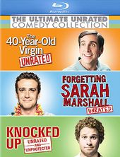 Ultimate Unrated Comedy Collection (Blu-ray,