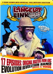 Lancelot Link - Secret Chimp (3-DVD)