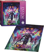 Legend of Zelda - Majora's Mask Incarnation Puzzle