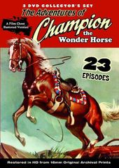 The Adventures of Champion: 23-Episode Collection