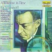 Window in Time - Rachmaninoff Performs Bach,