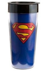 DC Comics - Superman - Logo - 16 oz. Plastic