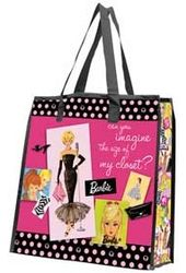 Disney - Barbie - Large Recycled Shopper Tote