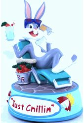 Looney Tunes - Bugs Bunny: Chilling - Figurine