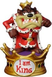 Looney Tunes - Taz: The King - Figurine