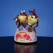 Looney Tunes - Taz: Kiss Me - Figurine