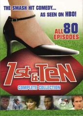 1st & Ten - Complete Collection (6-DVD)